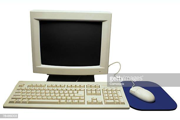 desktop computer - 1990~1999年 ストックフォトと画像