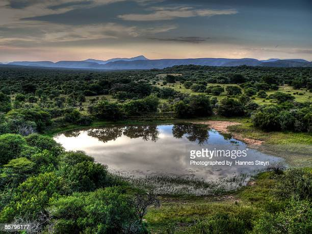 desktop views (hdr) - koedoesdraai - limpopo province stock pictures, royalty-free photos & images