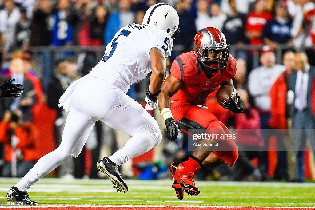 Penn State v Rutgers : News Photo