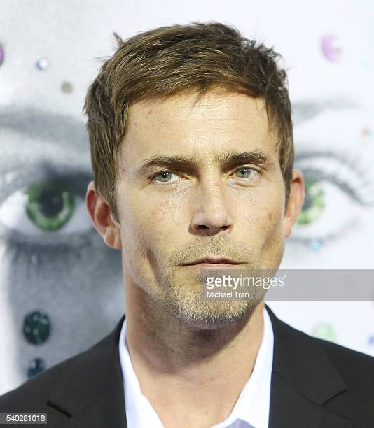 Desmond Harrington arrives at the Los Angeles premiere of Amazon's The Neon Demon held at ArcLight Cinemas Cinerama Dome on June 14 2016 in Hollywood...