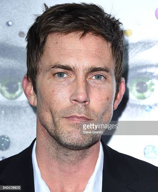 Desmond Harrington arrives at the Premiere Of Amazon's The Neon Demon at ArcLight Cinemas Cinerama Dome on June 14 2016 in Hollywood California