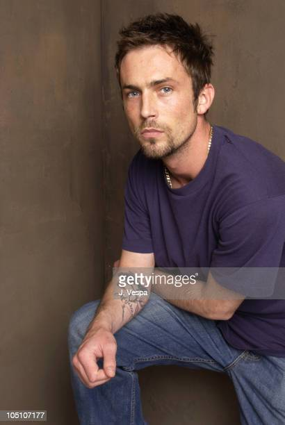 Desmond Harrington during 2003 Tribeca Film Festival Love Object Portraits at WireImage Portrait Studio Michael Perez Pop Art Gallery in New York...