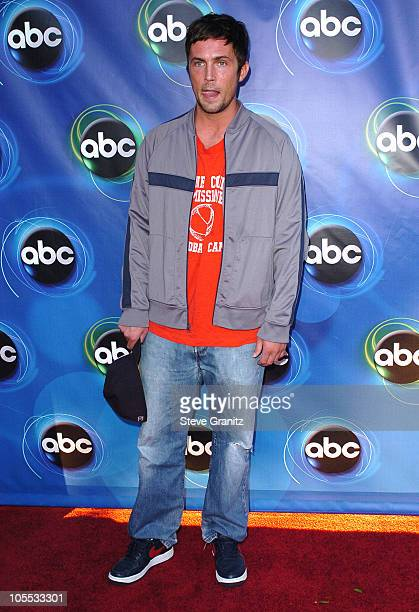 Desmond Harrington during ABC 2005 Summer Press Tour AllStar Party Arrivals at The Abby in West Hollywood California United States