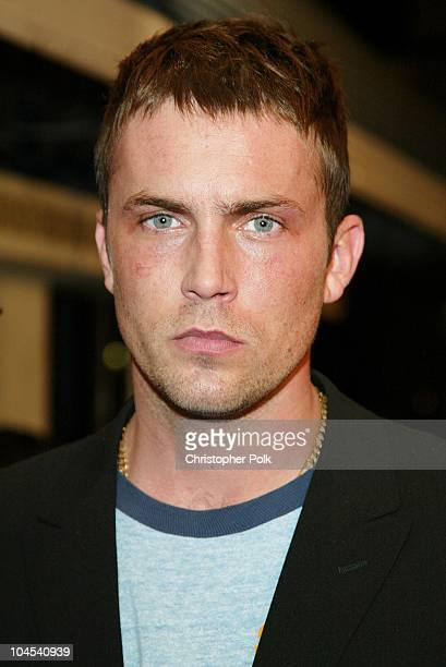 Desmond Harrington during Ghost Ship Premiere at Mann Village in Los Angeles CA United States