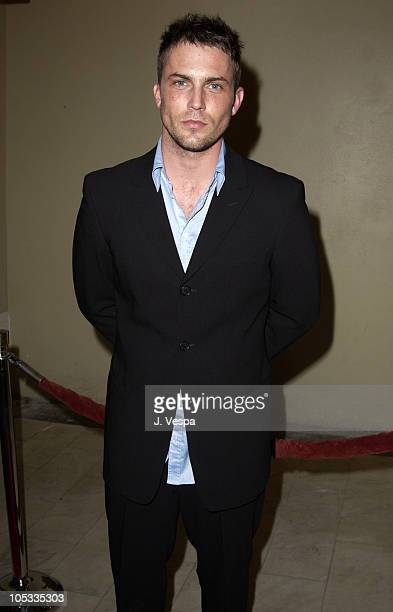 Desmond Harrington during Ghost Ship Screening at Orpheum Theatre in Los Angeles California United States
