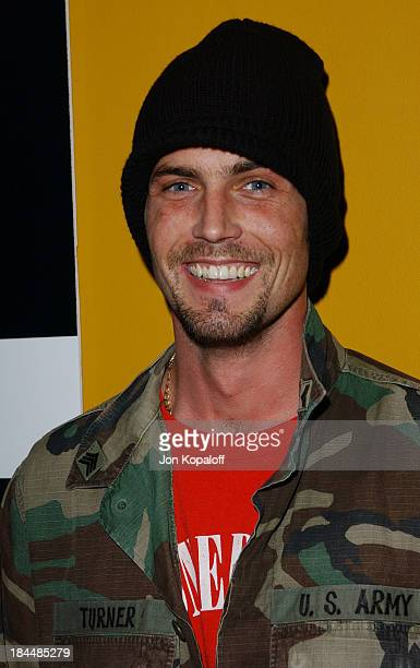 Desmond Harrington during Playstation 2 Hosts the Movieline Young Hollywood Awards AfterParty in Los Angeles California United States