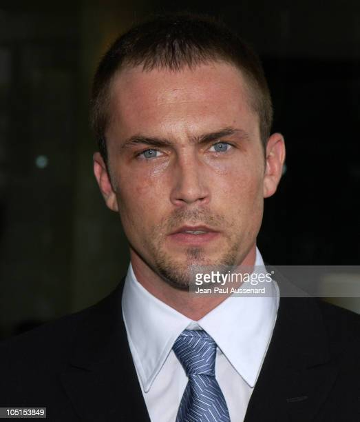 Desmond Harrington during Television Critics Association ABC Arrivals Day Two at Renaissance Hotel in Hollywood California United States