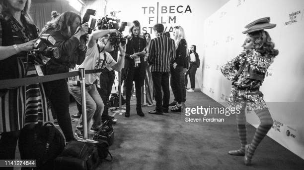 """Desmond Napoles attends a screening of """"Wig"""" during the Tribeca Film Festival at Spring Studio on May 4, 2019 in New York City."""