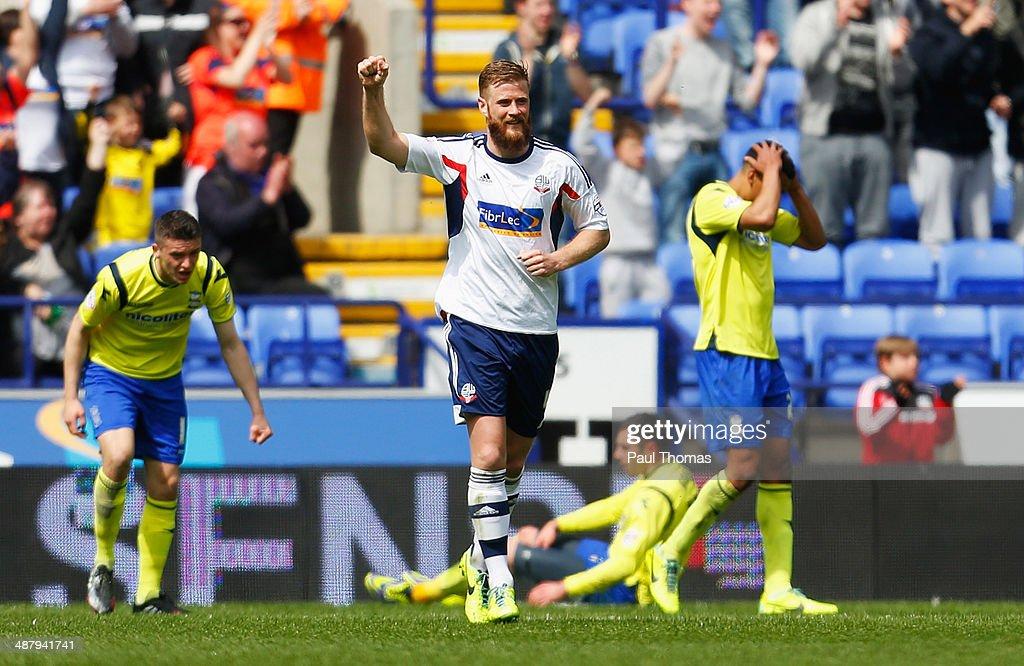 Bolton Wanderers v Birmingham City - Sky Bet Championship : News Photo