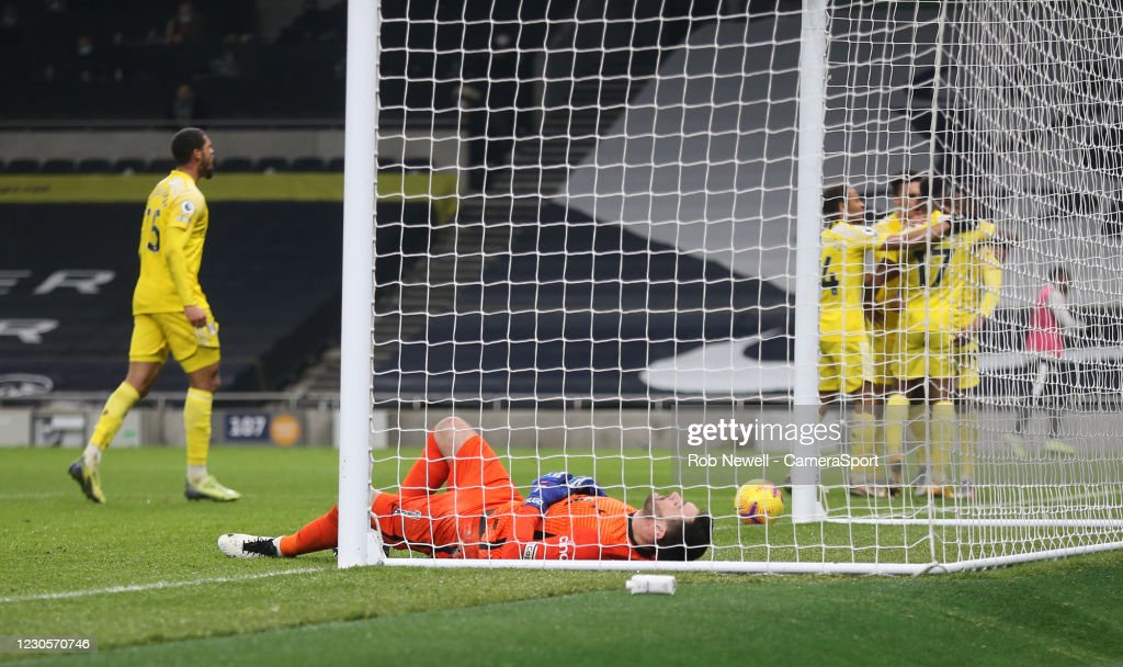 Tottenham Hotspur v Fulham - Premier League : ニュース写真