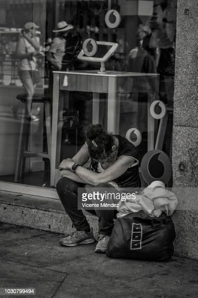 Despair on the street