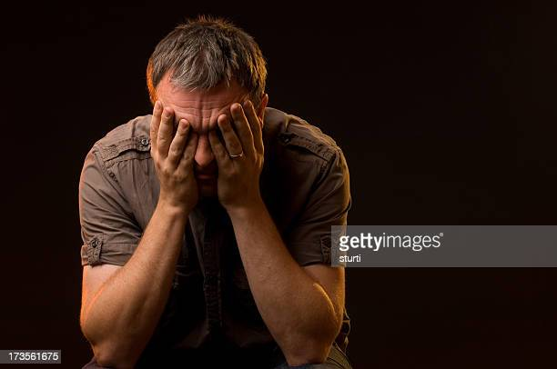 desperate man - erectile dysfunction stock pictures, royalty-free photos & images