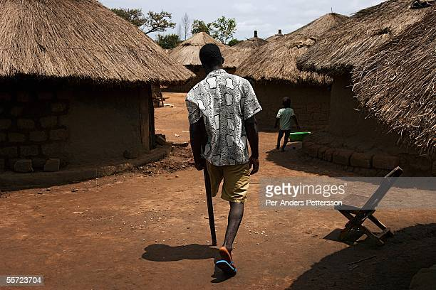 despite peace agreement, rebels' legacy continues to plague uganda - per-anders pettersson stock pictures, royalty-free photos & images