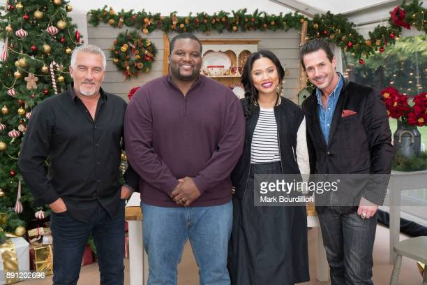 SHOW Dessert and Cookie Week On your marks get set bake As part of 25 Days of Christmas The Great American Baking Show showcases desserts and...