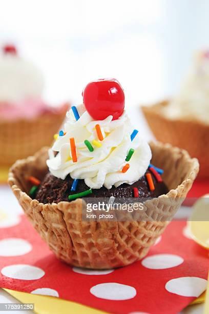 デザート-アイスクリーム