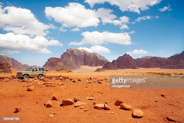 postre de safari - paisajes de jordania fotografías e imágenes de stock