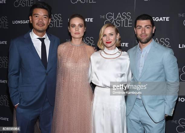 Destin Daniel Brie Larson Naomi Watts and Max Greenfield attend at SVA Theatre on August 9 2017 in New York City