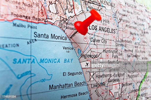 Destination Los Angeles Santa Monica