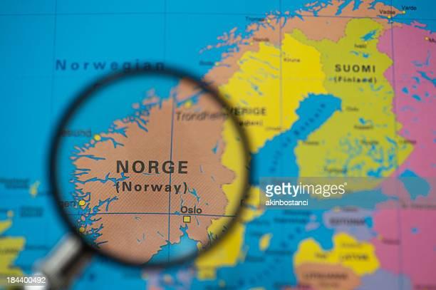 Destination Norway