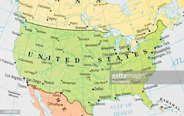 Reiseziel, USA