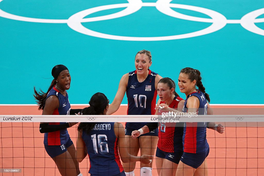Olympics Day 15 - Volleyball