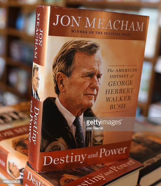 Quot Destiny And Power Quot A Biography About Former President
