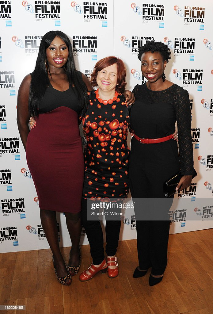 """Gone Too Far!"" - Red Carpet Arrivals: 57th BFI London Film Festival"
