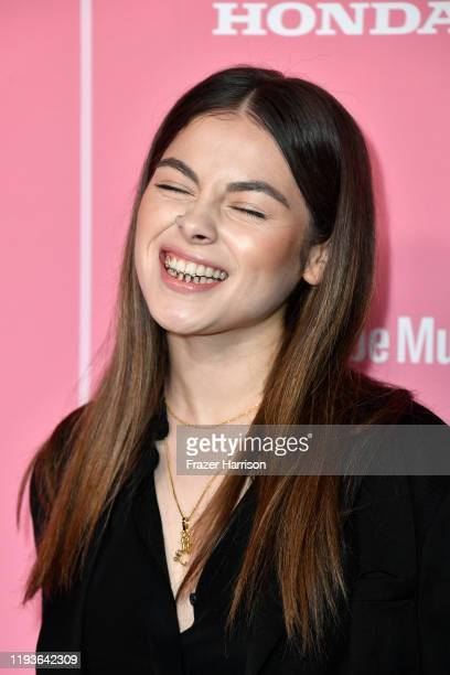 Destiny Rogers attends the 2019 Billboard Women In Music at Hollywood Palladium on December 12 2019 in Los Angeles California