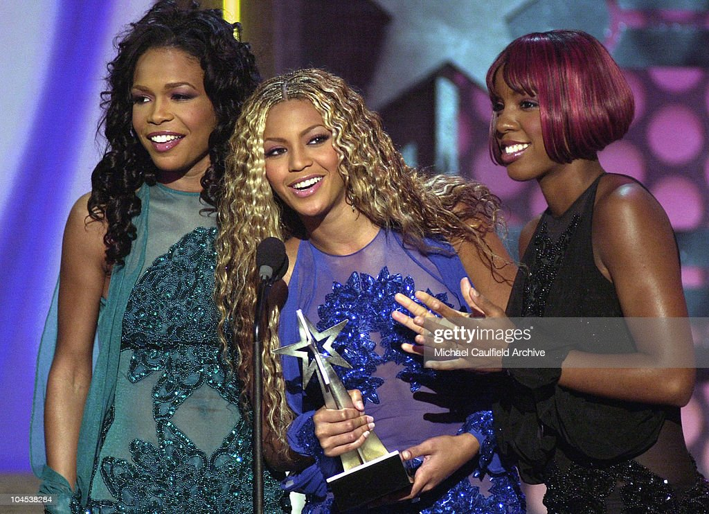 The 1st Annual BET Awards - Show