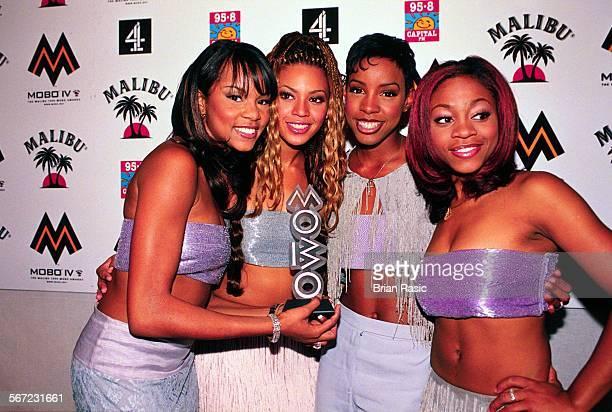 Destiny'S Child At Mobo Awards