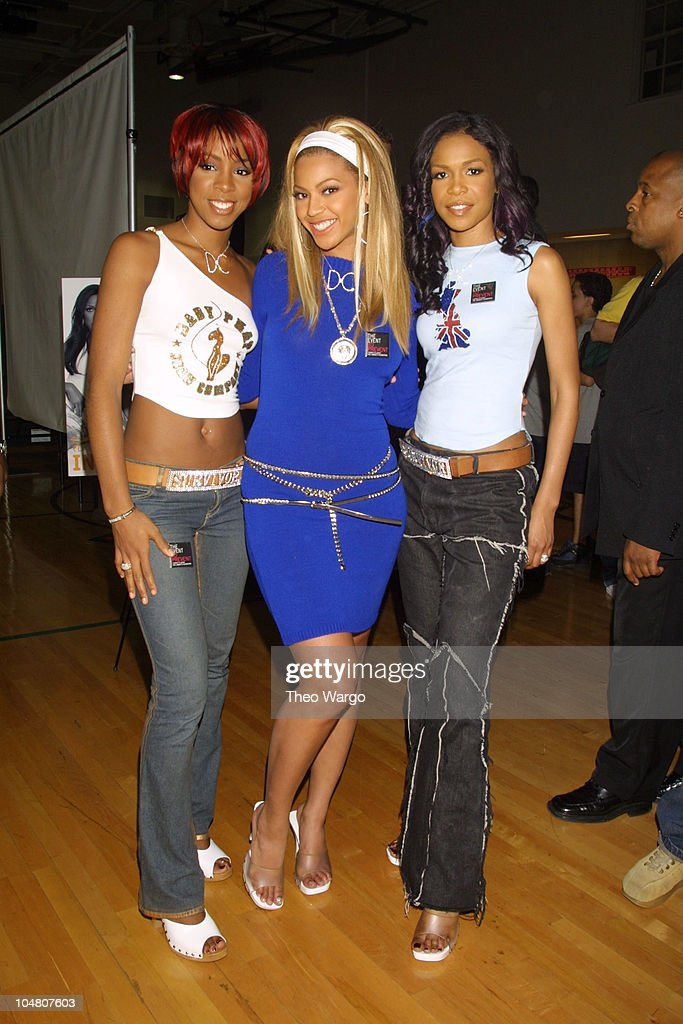 Destiny's Child & Jenni McCarthy