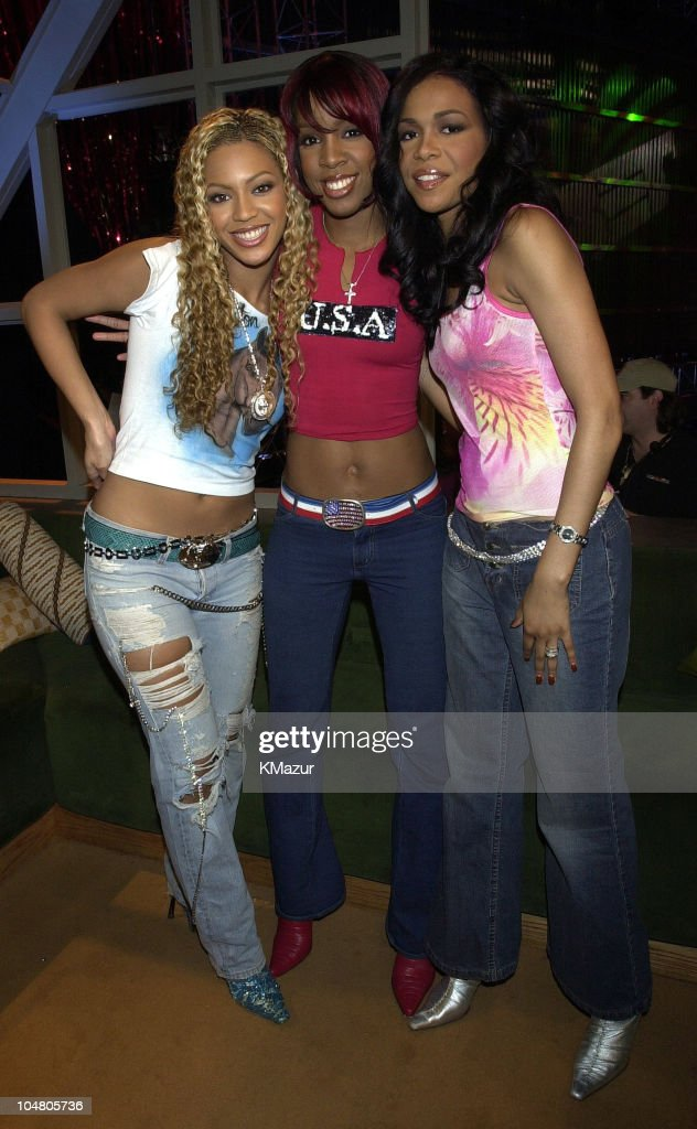 Destiny's Child on the BET 106/Park Show