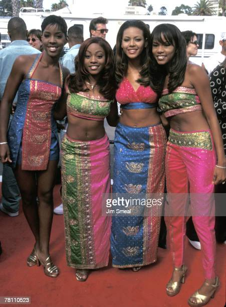 Destiny's Child Kelly Rowland LaTavia Robertson Beyonce Knowles and LeToya Luckett