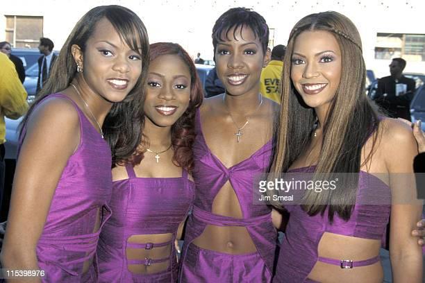 LeToya Luckett, LaTavia Robertson, Kelly Rowland and Beyonce Knowles