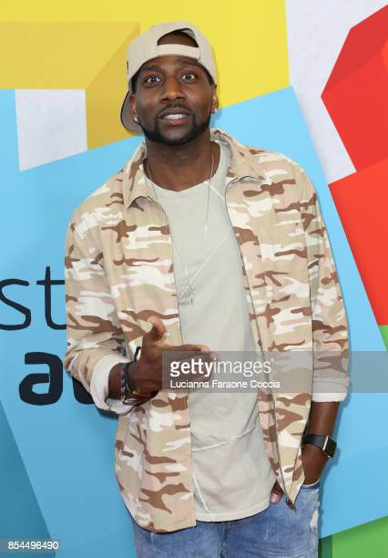 DeStorm Power attends the 7th Annual Streamy Awards at The Beverly Hilton Hotel on September 26 2017 in Beverly Hills California