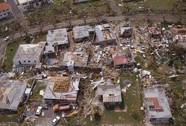 UNS: 21st September 1989 - Hurricane Hugo Makes Landfall