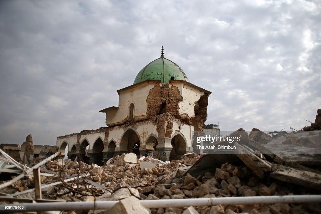 6 Months After Mosul Retaken From Islamic State : News Photo