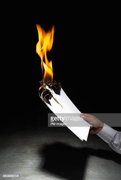 destroying the evidence - burning stock pictures, royalty-free photos & images