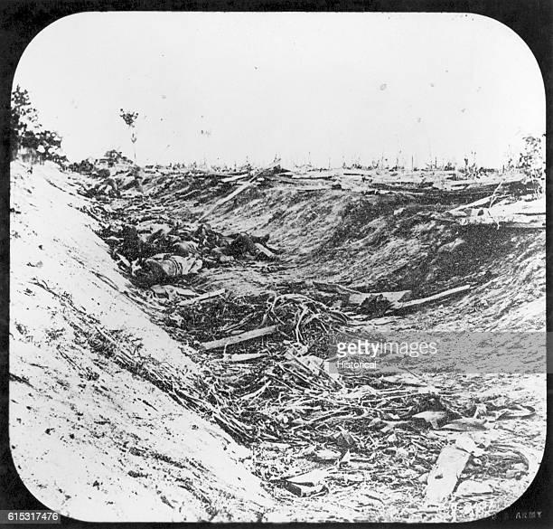 Destruction After Battle of Antietam