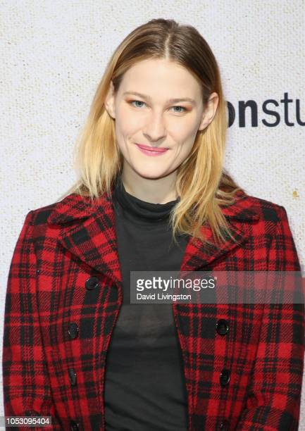 Destry Allyn Spielberg attends the premiere of Amazon Studios Suspiria at ArcLight Cinerama Dome on October 24 2018 in Hollywood California