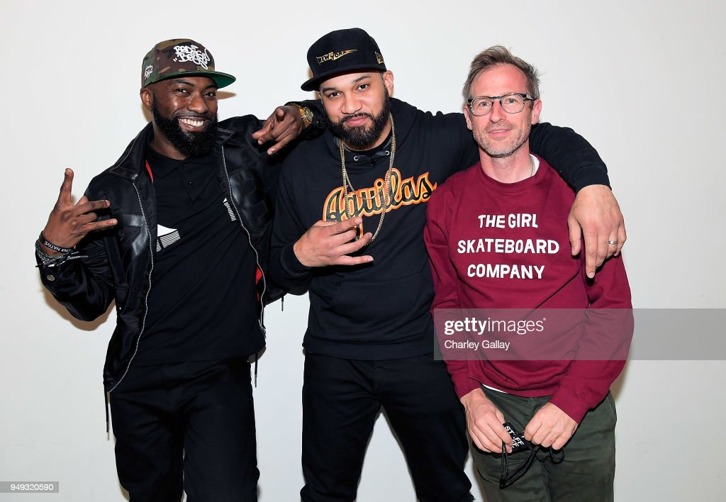 Desus Nice, The Kid Mero and Spike Jonze attend the FYC Event for