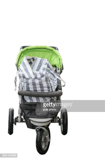detached  baby stroller - clip art family stock pictures, royalty-free photos & images