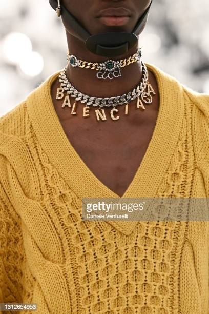 Detail from Gucci Aria collection