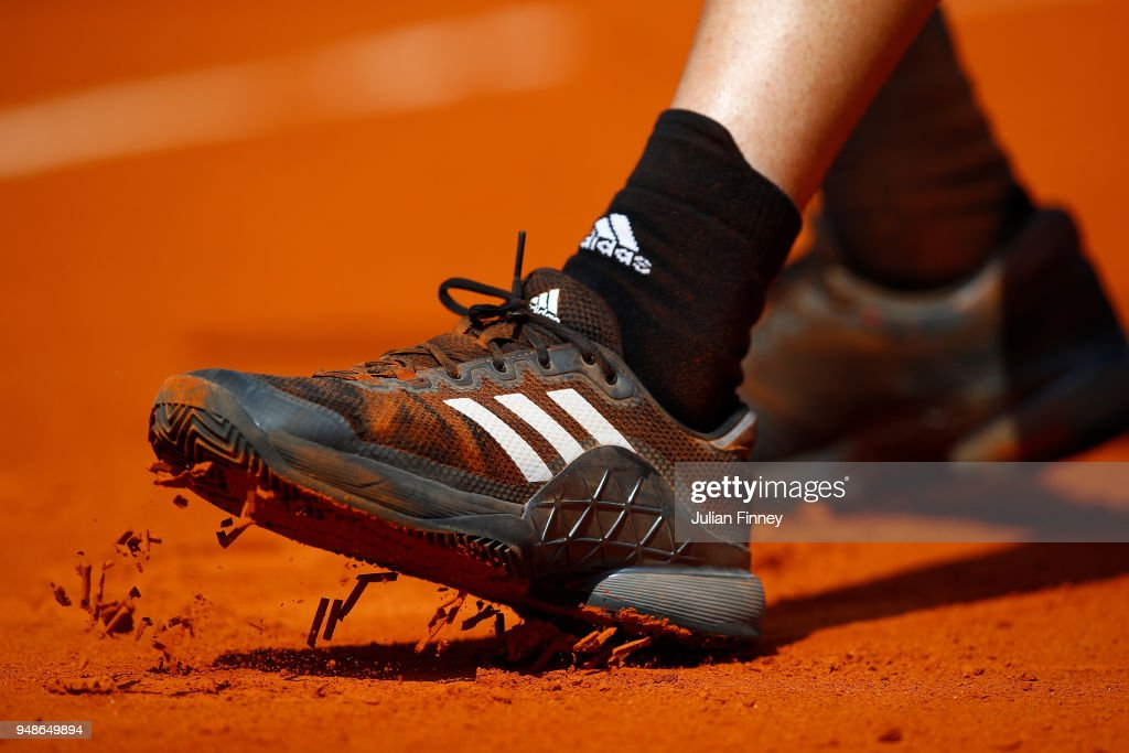 ATP Masters Series: Monte Carlo Rolex Masters - Day Five : News Photo