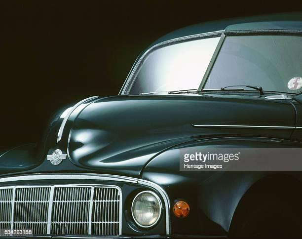 Detail of 1949 Morris minor 2000
