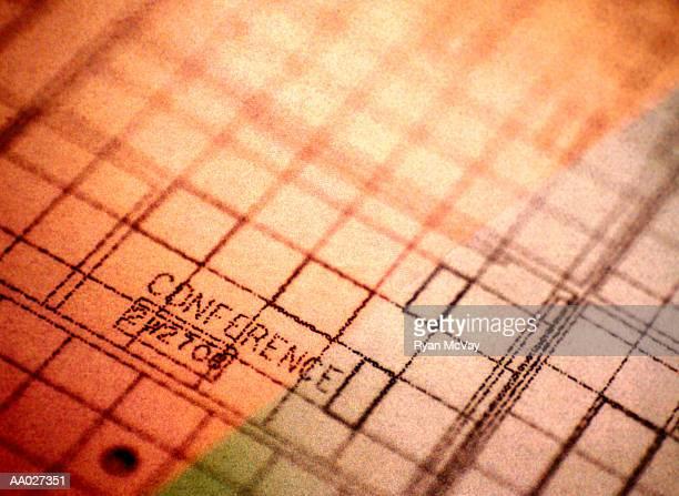 Detail of a Blueprint