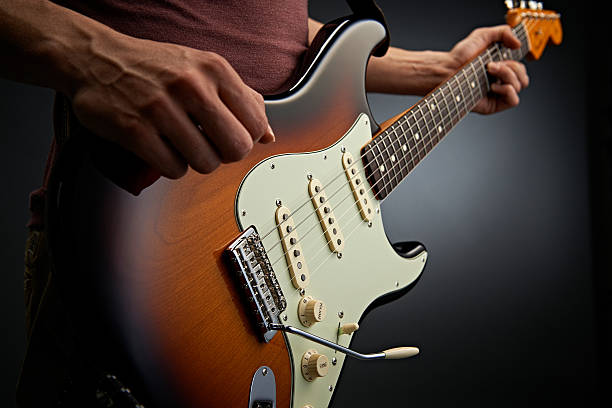 Electric Guitar Product Shoots