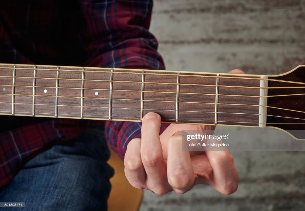 Guitar Technique Shoot Pictures | Getty Images
