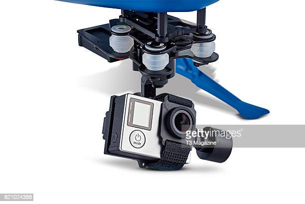 Detail of a Hexo Plus GoPro drone taken on March 16 2016