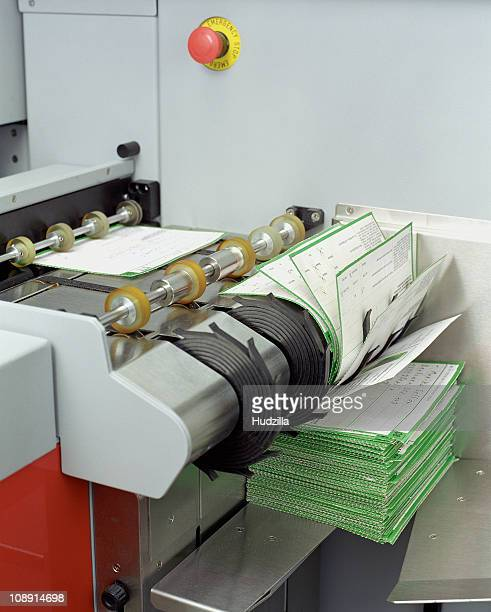 detail of a scanning machine - lotterytickets stock pictures, royalty-free photos & images